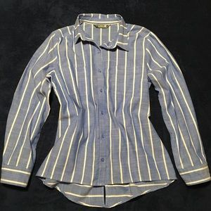 Riders by Lee button down chambray shirt